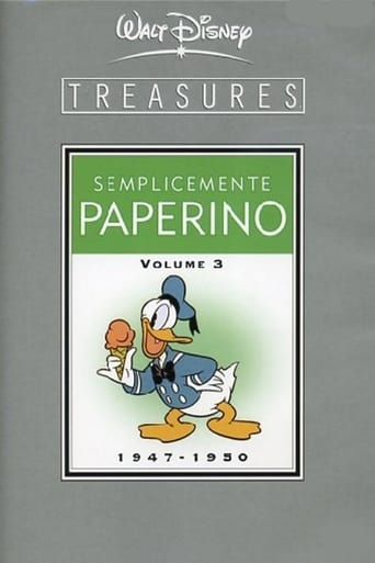 Walt Disney Treasures-Semplicemente Paperino-Vol-3