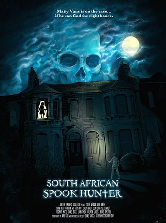 Poster of South African Spook Hunter