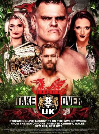 Poster of NXT UK TakeOver: Cardiff