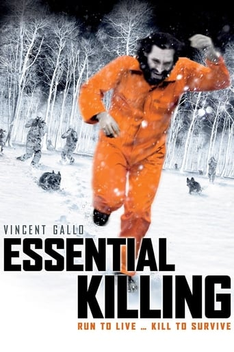 Poster of Essential Killing