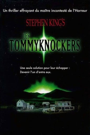 Poster of Los Tommyknockers