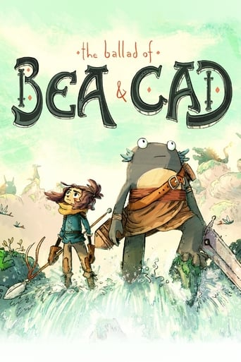 Poster of The Ballad of Bea & Cad