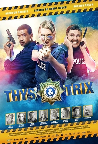 Thys & Trix Movie Poster