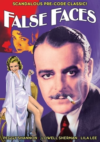Poster of False Faces