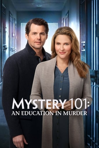 Poster of Mystery 101: An Education in Murder