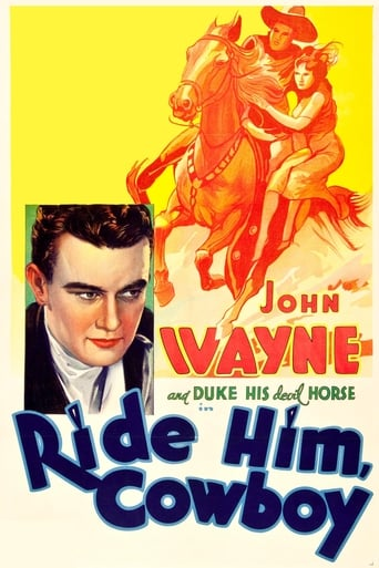 Poster of Ride Him, Cowboy