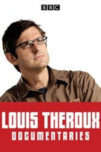 Poster of The Weird World Of Louis Theroux