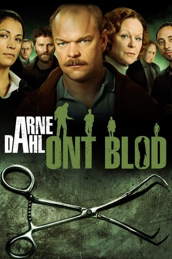 Poster of Arne Dahl: Ont Blod