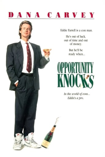 Poster of Opportunity Knocks