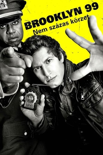 Poster of Brooklyn 99 - Nemszázas körzet