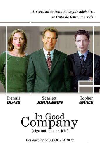 Poster of In Good Company (Algo más que un jefe)