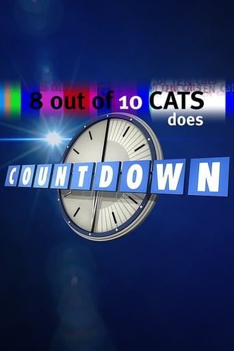 Poster of 8 Out of 10 Cats Does Countdown