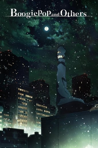 Poster of Boogiepop and Others