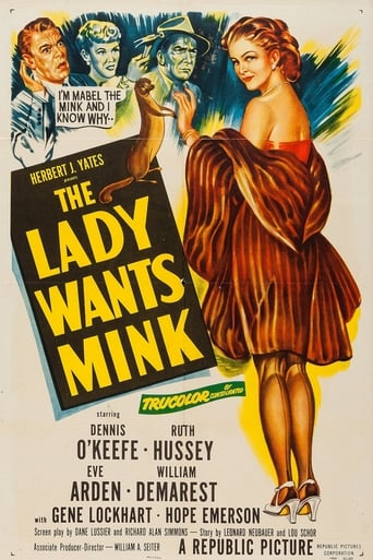 Poster of The Lady Wants Mink