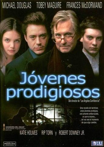 Poster of Jóvenes prodigiosos