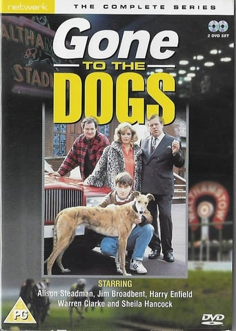 Poster of Gone to the Dogs