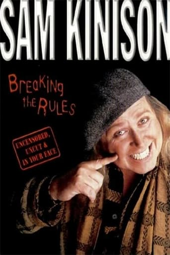 Poster of Sam Kinison: Breaking the Rules