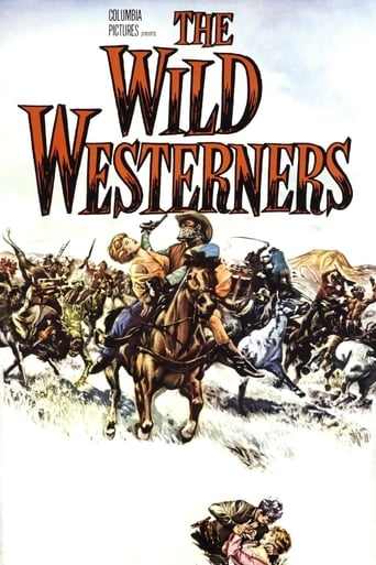 Poster of The Wild Westerners