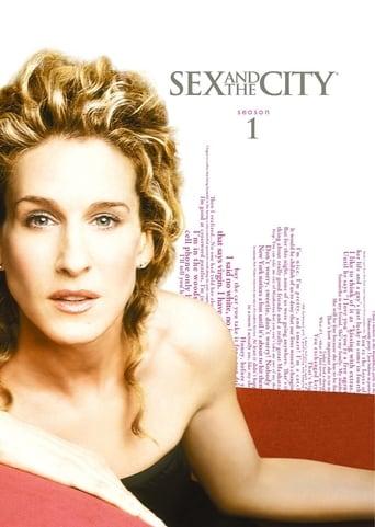 Sex and the City 1ª Temporada - Poster