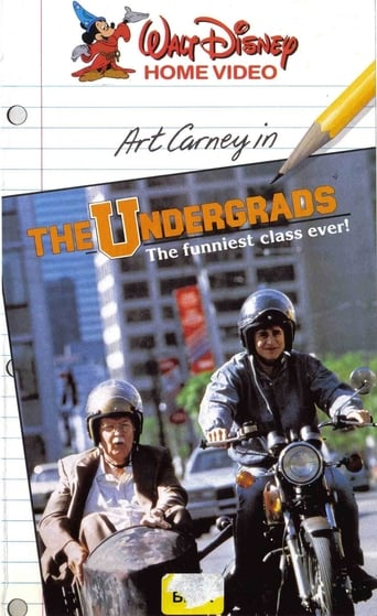 Poster of The Undergrads