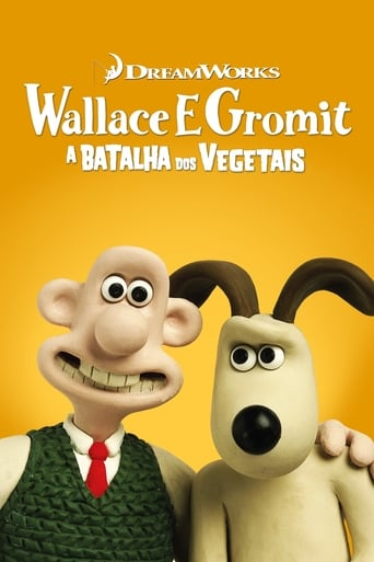 Wallace & Gromit: A Batalha dos Vegetais - Poster