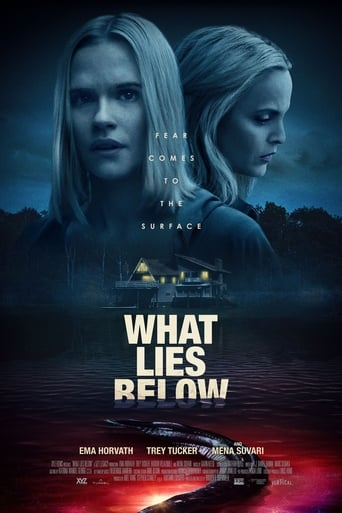 What Lies Below Poster
