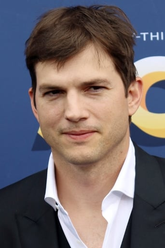 Ashton Kutcher alias Walden Schmidt