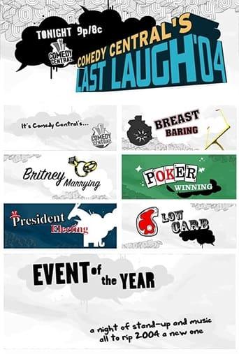 Last Laugh '04