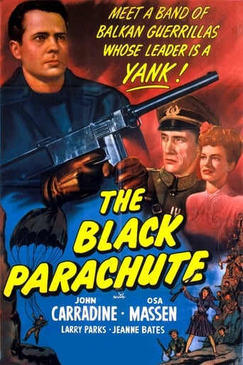 Poster of The Black Parachute