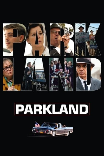 Poster of Parkland