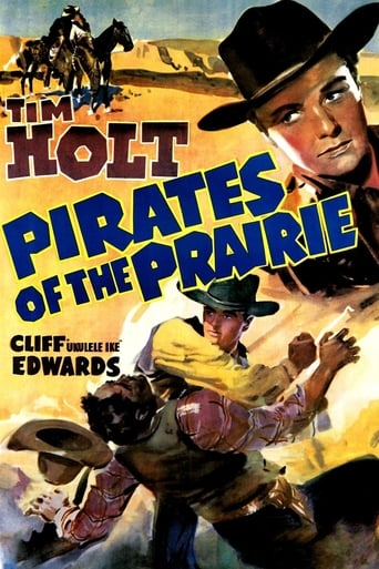 Poster of Pirates of the Prairie