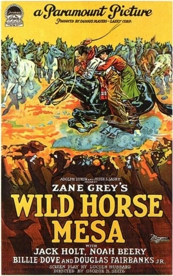 Poster of Wild Horse Mesa
