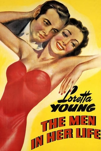 Poster of The Men in Her Life