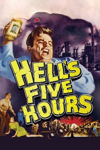 Poster of Hell's Five Hours