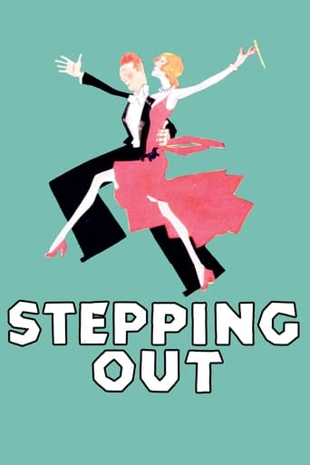 Poster of Stepping Out