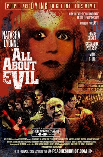 Poster of All About Evil