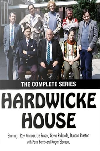 Poster of Hardwicke House