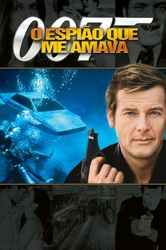 007: O Espião que me Amava - Poster