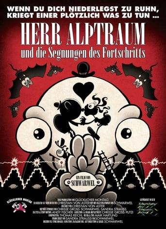 Herr Alptraum und die Segnungen des Fortschritts Movie Poster