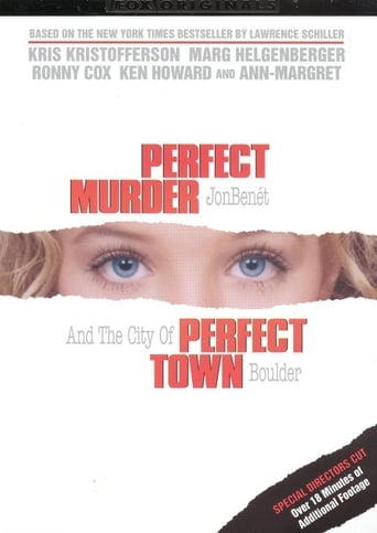 Poster of Perfect Murder, Perfect Town: JonBenét and the City of Boulder