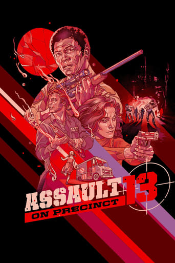 Poster of Assault on Precinct 13