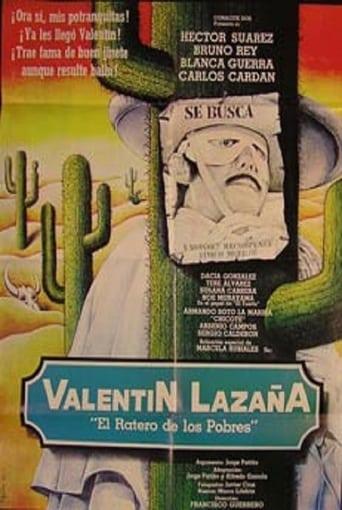Watch Valentín Lazaña Online Free Putlocker