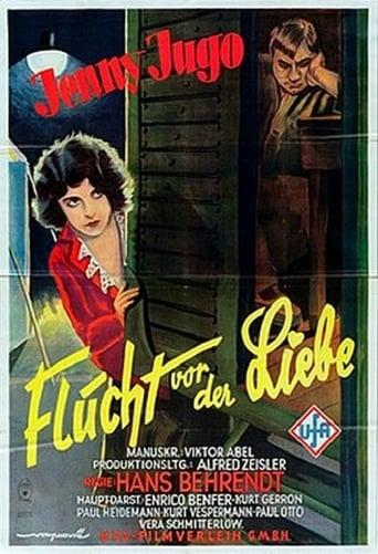 Poster of Die Flucht vor der Liebe