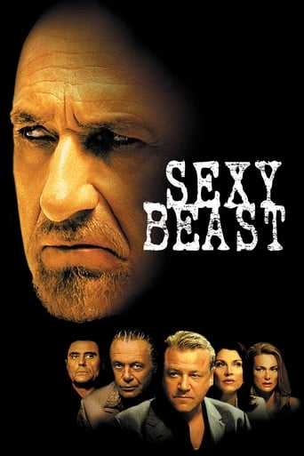 Poster of Sexy Beast