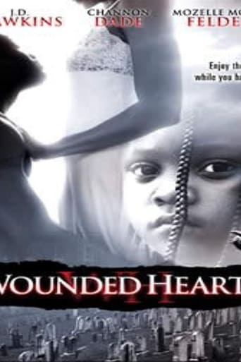 Poster of Wounded Hearts