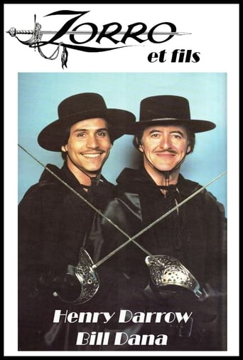 Poster of Zorro and Son