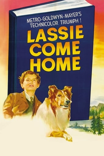 Poster of Lassie Come Home