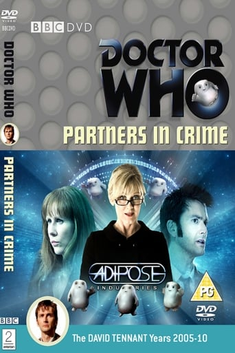 Poster of Doctor Who: Partners in Crime fragman