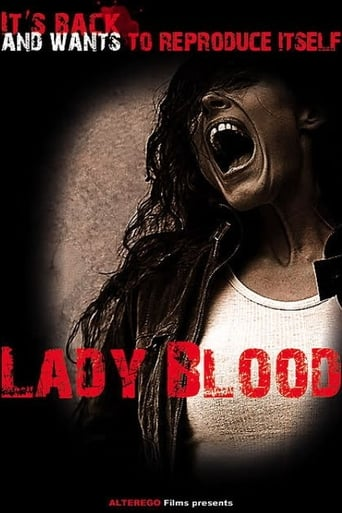 Poster of Lady Blood