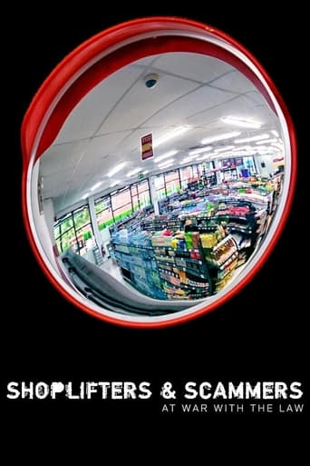 Shoplifters & Scammers: At War with the Law